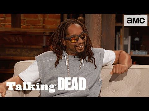 "'Rick & Daryl's Bromance' ft. Lil Jon (guest TWD fan) Highlights Ep. 804 ""Some Guy"" -- Lil Jon (Turn Down For What) and Walking Dead creator Robert Kirkman discuss the bromance between Rick and Daryl and how Carol always protects her group. 