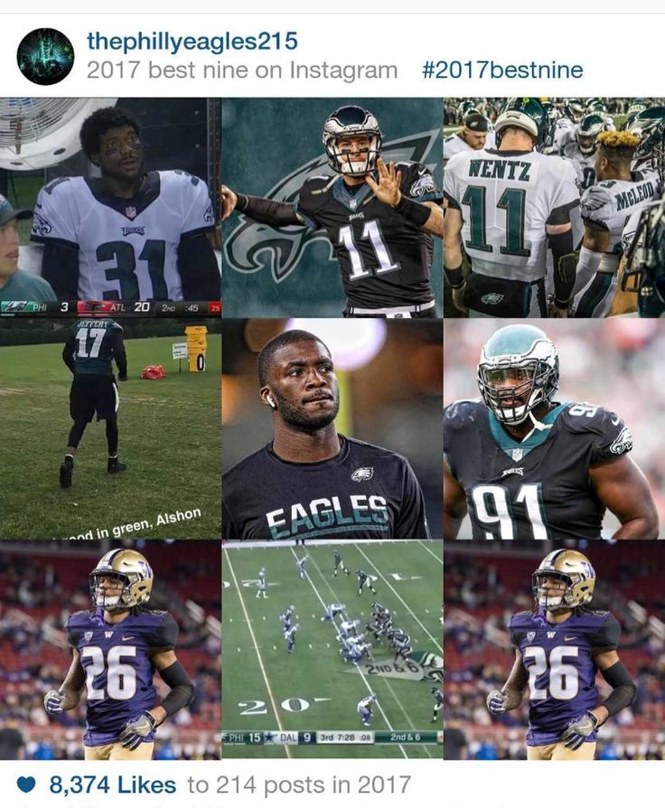 Happy new year!! Thank you for a great year on my new page.  .  .  .  #philadelphiaeagles#philadelphia#eagles#phillyeagles#phillybirds#philly#birds#nfc#nfceast#nfl#footballnews#football#roster#rostermoves#midnightgreen#midnight#green#flyeaglesfly##