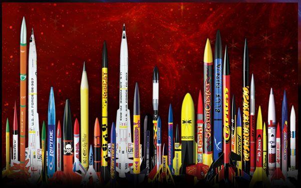 Rocketry 2567: Estes Model Rocket Engine E16-6 (2-Pack