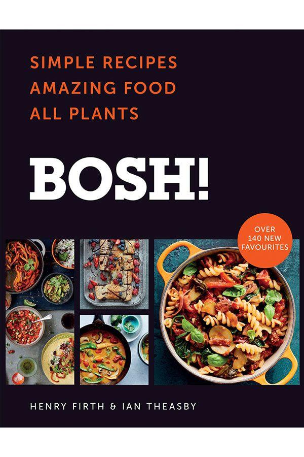 Bosh Ultimate Vegan Chilli Recipe You Magazine Amazing Food Vegan Cookbook Healthy Cook Books