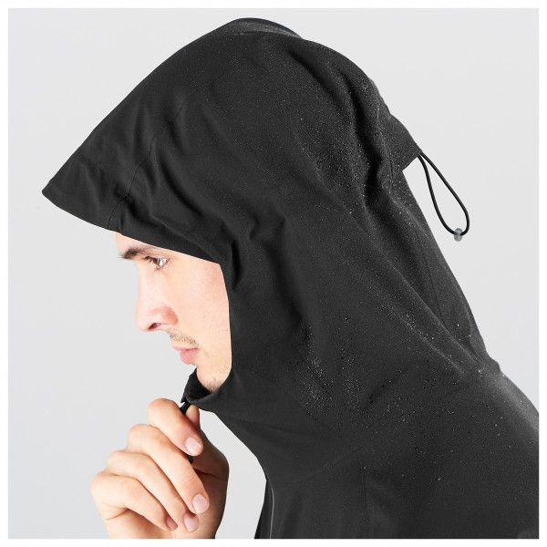 Salomon 5l Cote Regenjacke BlackS Flex Jacket La 2 hrCBtsQdx