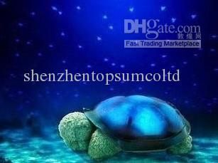 Star tortoise turtle romantic stars light baby sleep projector lamp night led lights toy model hobby