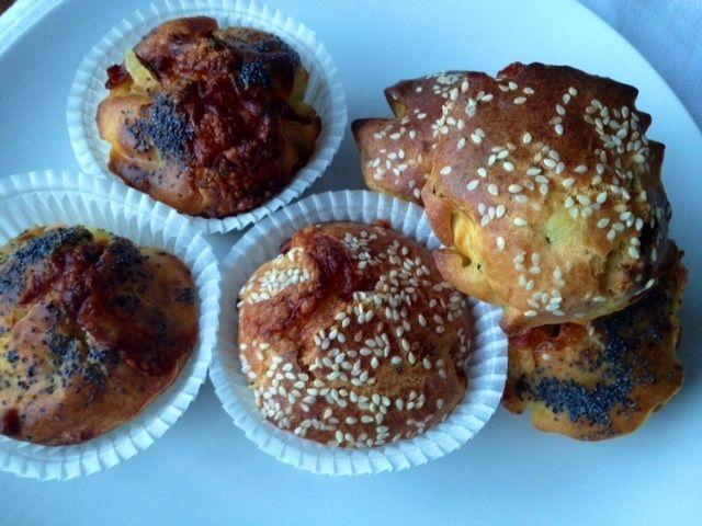 Muffin salati con ricotta zucchine e pancetta senza glutine blogGz la cucina di miky https://www.facebook.com/pages/I-dolci-di-Miky/138398509659670