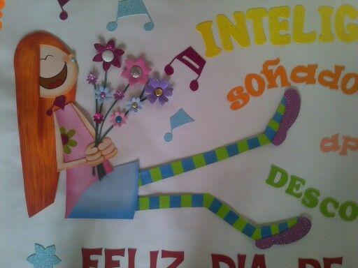 Las 106 mejores im genes sobre carteleras escolares en for Mural una familia chicana