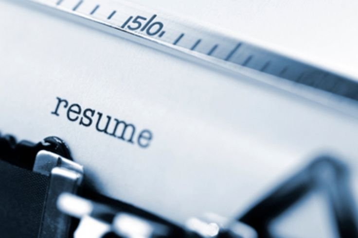 What to Remove From Your Resume Right Now