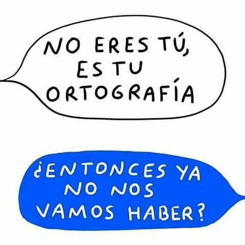 jajajaja --> 22 reglas de #ortografía que quizás ni siquiera tú conozcas http://muhimu.es/cultura-entretenimiento/ortografia