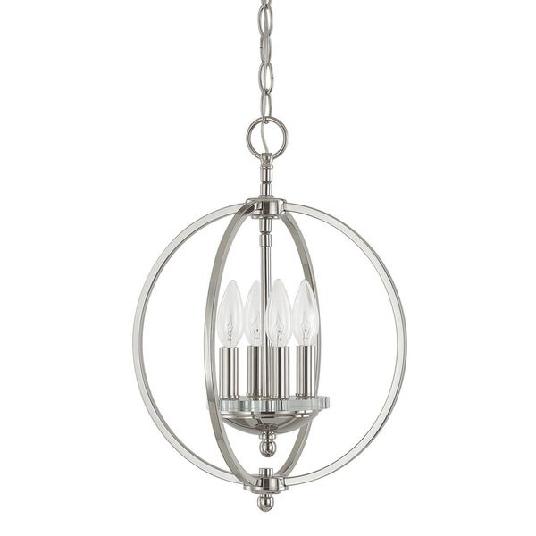 77 best light fixtureschandeliersceiling fans images on capital lighting perry collection 4 light polished nickel pendant mozeypictures Gallery