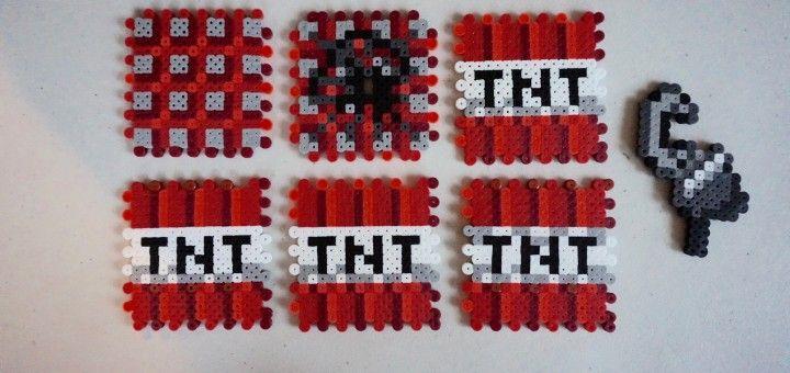 Resultado De Imagen Para Hama Beads Minecraft 7