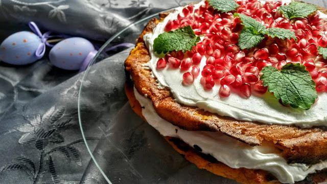 Kuchenne potyczki Alergiczki: Bezglutenowe ciasto z batatów