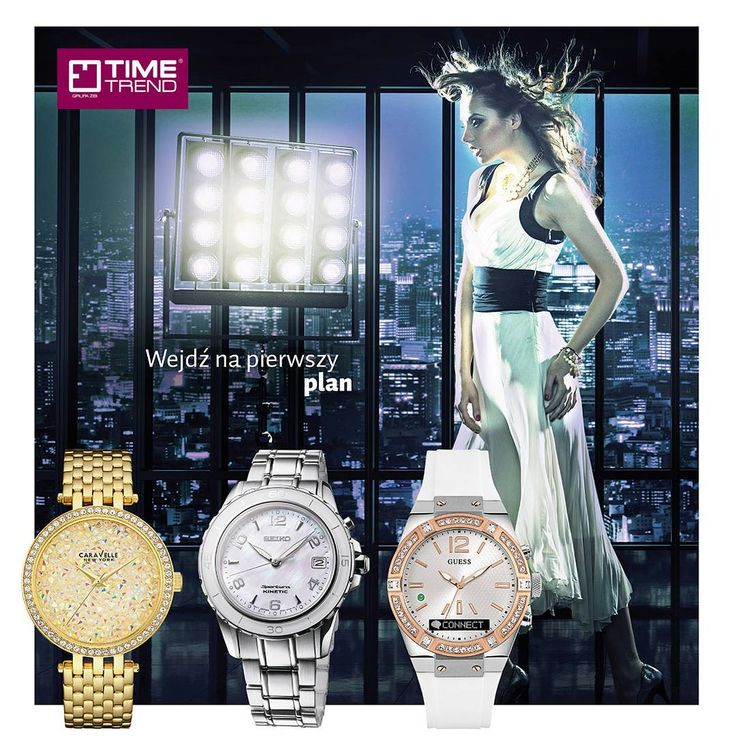 Time Trend. Twój czas, Twoje chwile.  Liczysz się tylko Ty, Twój miło spędzony czas i Twoje niezapomniane chwile!  Znajdź coś specjalnie dla siebie na www.timetrend.pl  #zegarek #zegarki #zegarkidamskie #caravellenewyork #guess #seiko #connect #lorus #pepejeans #atlantic #moda #styl