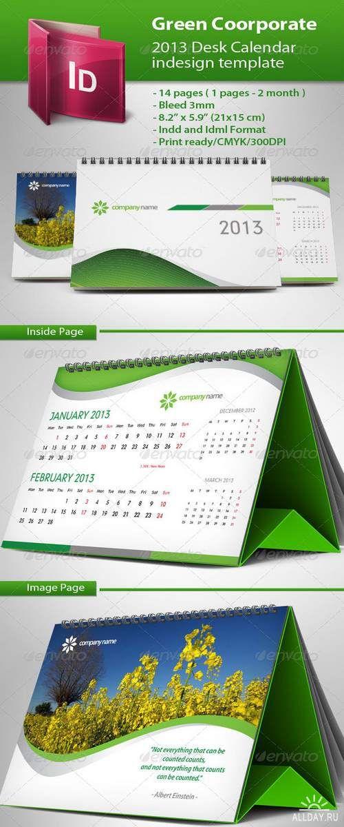 11 best Corporate Calendar Design images on Pinterest Calendar - sample indesign calendar