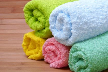 Smelly towels? 4 ways to get rid of that mildew smell.