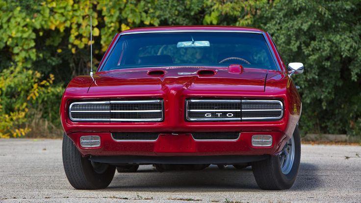 1969 Pontiac GTO Judge - 10                                                                                                                                                                                 More