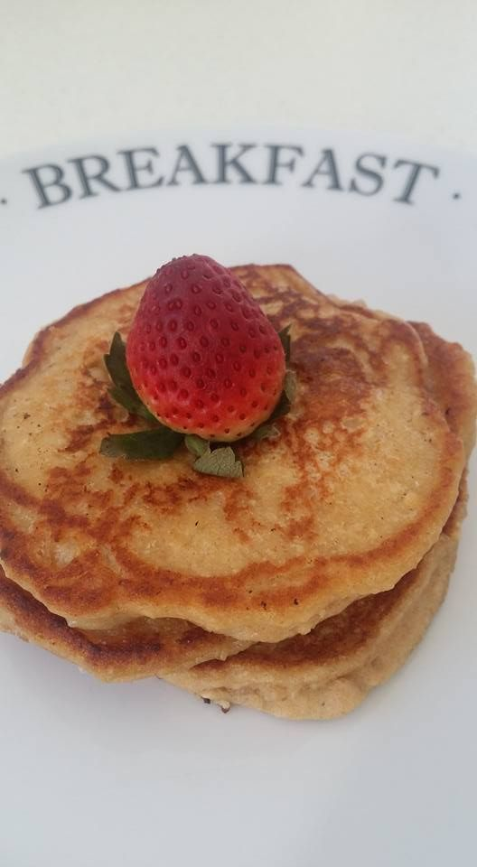 Kid Friendly Healthy Banana Weetbix Pancakes