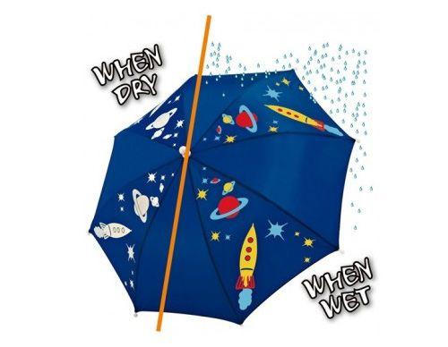 Hydrochromatic Umbrella - colour change umbrella