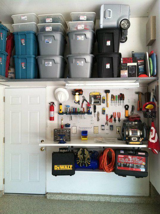 495 Best Garage Organization Ideas Images On Pinterest