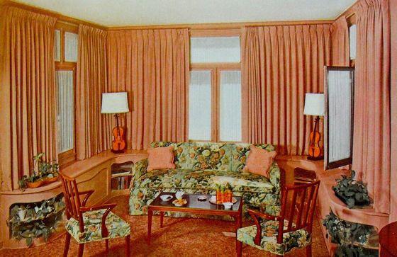 1940s Home Decor Home Decor Trends Retro Home Diy