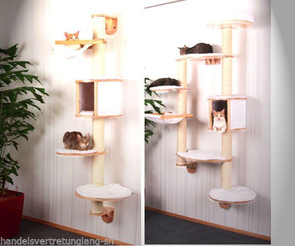 17 migliori idee su kratzbaum gro e katzen su pinterest kratzbaum f r gro e katzen. Black Bedroom Furniture Sets. Home Design Ideas