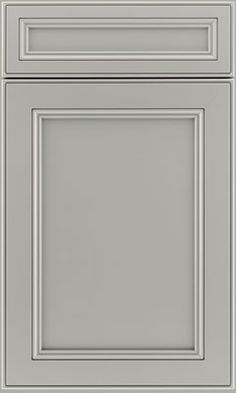 waypoint living spaces cabinet door style 750 in painted stone