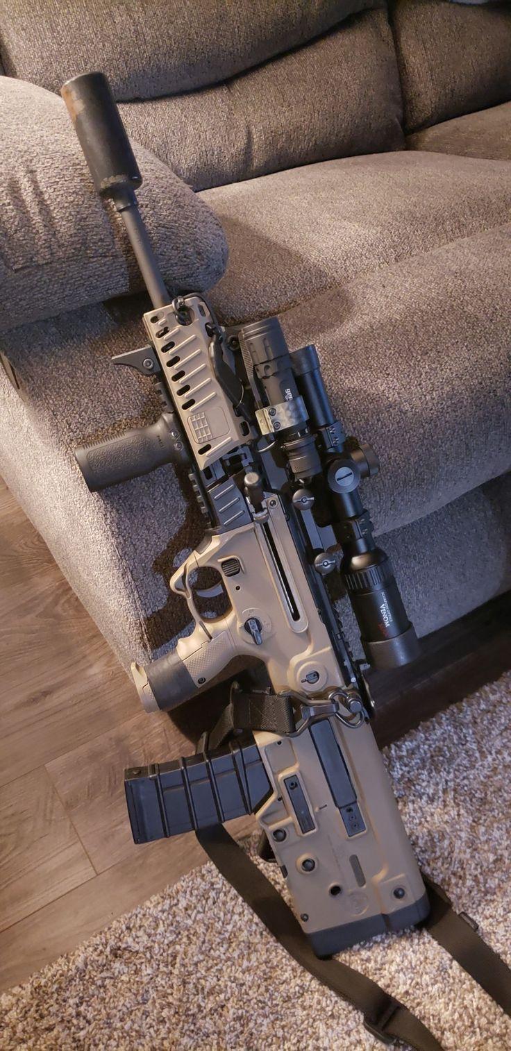 IWI Tavor X95 Badass guns, Guns tactical, Guns design