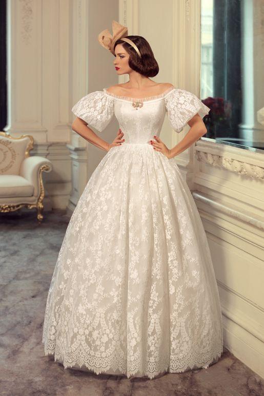 Classy Tatiana Kaplun Bridal Collection 2015  Wedding -4431