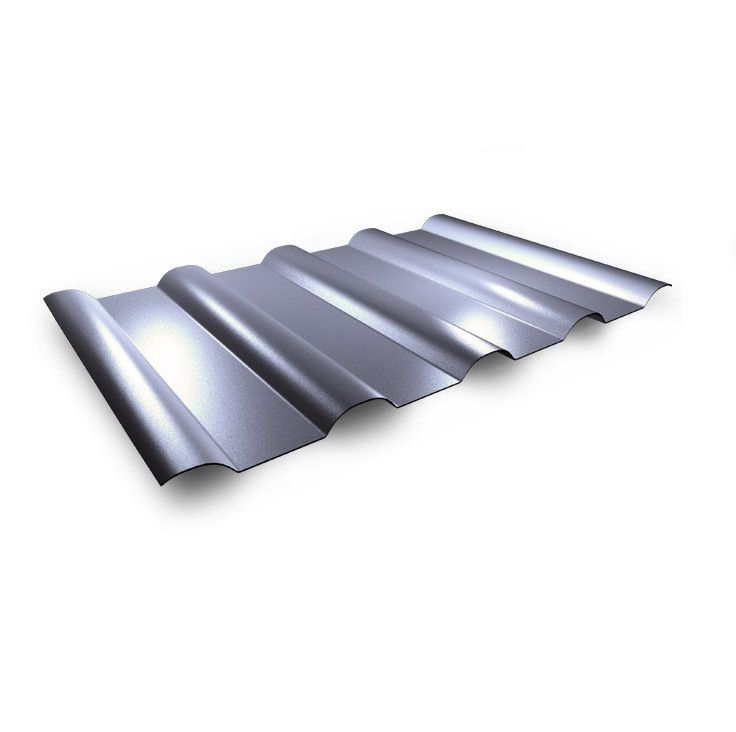 PF35-Corrugated Roofing Cladding Sheet Gloss Polyester.