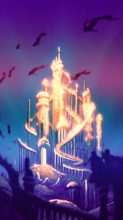 World I want to live in: I want to be a mermaid and live in Atlantica!