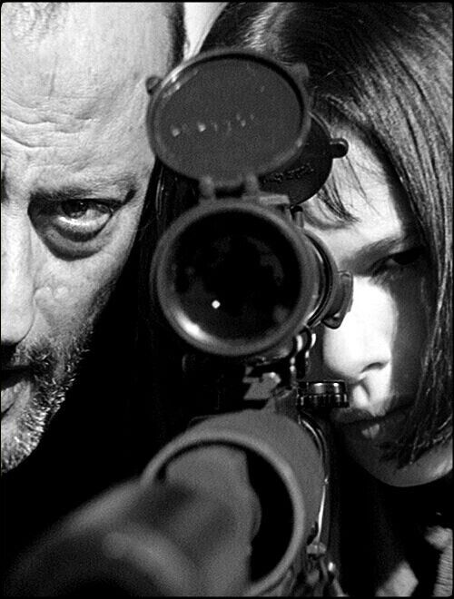 """Mathilda:""""Leon, what exactly do you do for a living?""""  Léon:  """"Cleaner.""""  Mathilda: """"You mean you're a hit man?  Léon:[reluctantly] """"Yeah.""""  Mathilda:""""Cool.""""  ~ Leon: The Professional (1994)"""