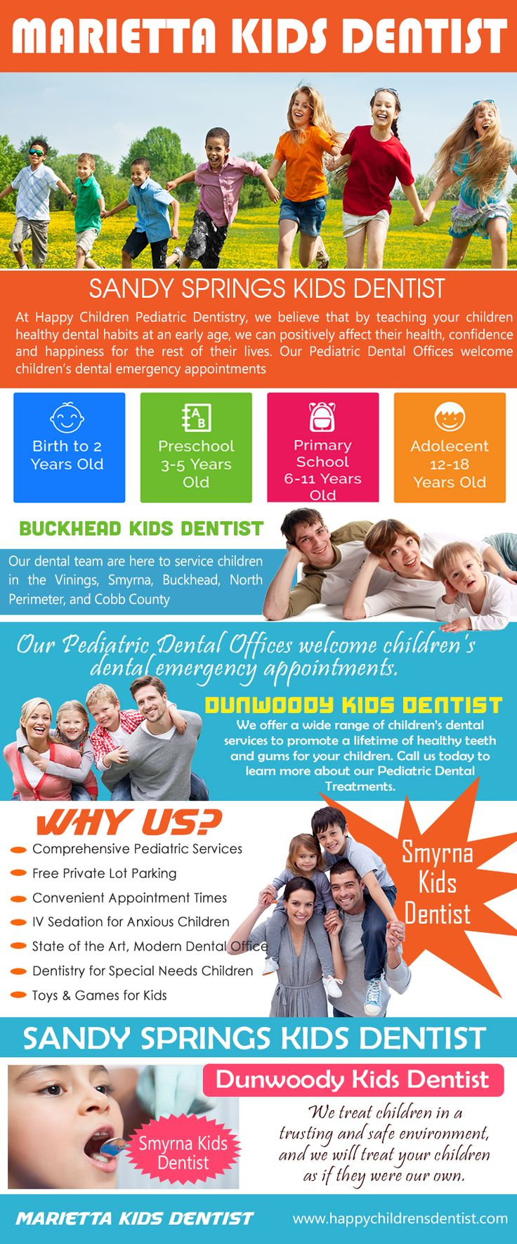 Browse this site http://happychildrensdentist.com/ for more information on Smyrna Kids Dentist. The sight of some of these instruments can incite fear in anyone. So, it's no surprise it can intimidate a child. One of the things a Smyrna Kids Dentist can do is to take a few minutes and explain the different tools to a child who is clearly afraid. They can talk to the child and explain the importance of each instrument.