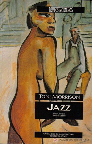 """""""Se encaprichó de una chiquilla de 18 años y le dio uno de esos arrebatos que te calan hasta lo más hondo y que a él le metió dentro tanta pena y tanta felicidad que mató a la muchacha de un tiro solo para que aquel sentimiento no acabara nunca…"""" Jazz/Toni Morrison."""