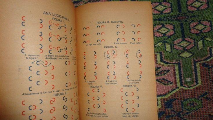 Manual de dansuri nationale ( desene - A. Jiquide ) an 1927/142pag- L. Vasilescu - Carte folclor - Okazii