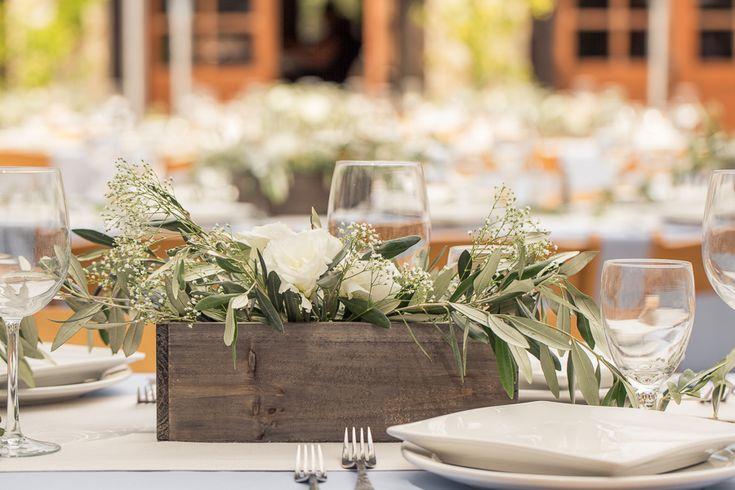 Photography : Carlie Statsky Photography | Planner : Coastside Couture | Venue : Holman Ranch | Florist : Seascape Flowers Read More on SMP: http://www.stylemepretty.com/little-black-book-blog/2013/12/26/holman-ranch-wedding/