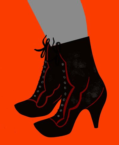 #fashion  #illustration  #boots