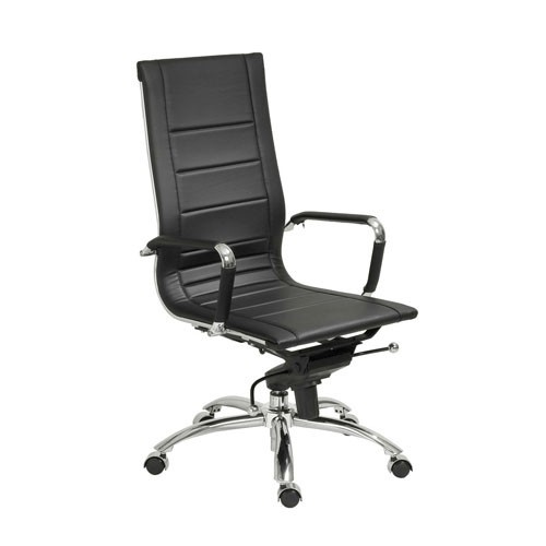 classic office chair. Owen High Back Chair (Black) Classic Office