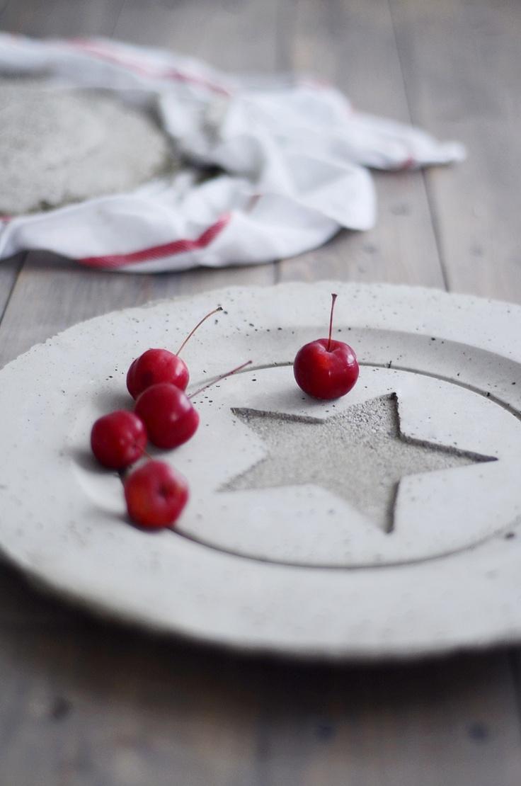 concrete plate