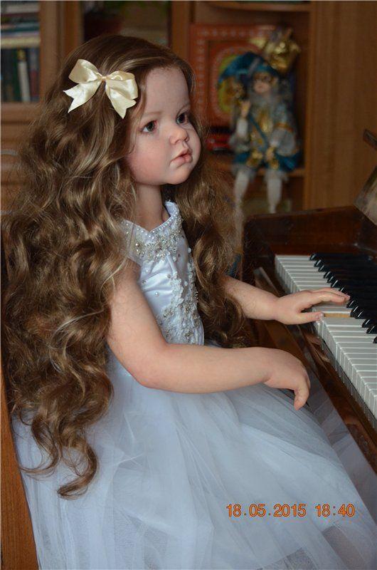 Стефания - кукла реборн / Куклы Реборн Беби - фото, изготовление своими руками. Reborn Baby doll - оцените мастерство / Бэйбики. Куклы фото. Одежда для кукол
