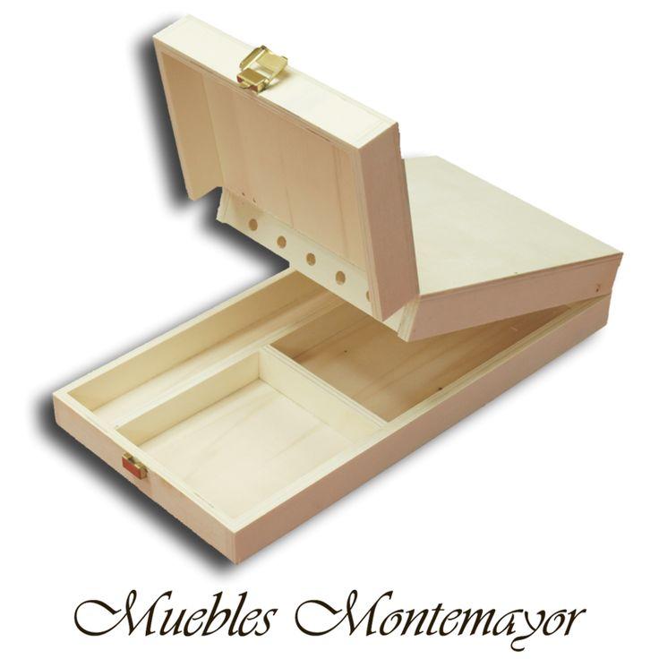 M s de 1000 ideas sobre comprar cajas de madera en - Cajas de madera manualidades ...