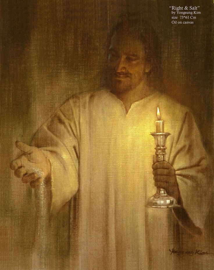 """Again Jesus spoke to them, saying, """"I am the light of the world. Whoever follows me will not walk in darkness, but will have the light of life."""" John 8:12 by Yongsung Kim"""