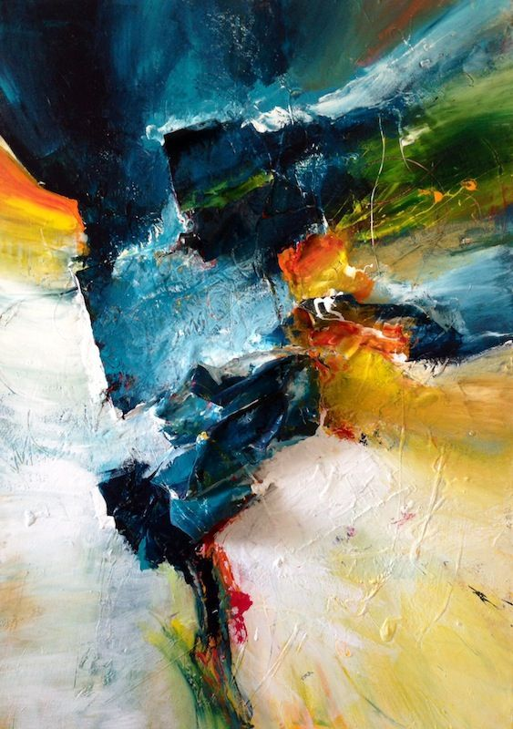 living abstract paintings.