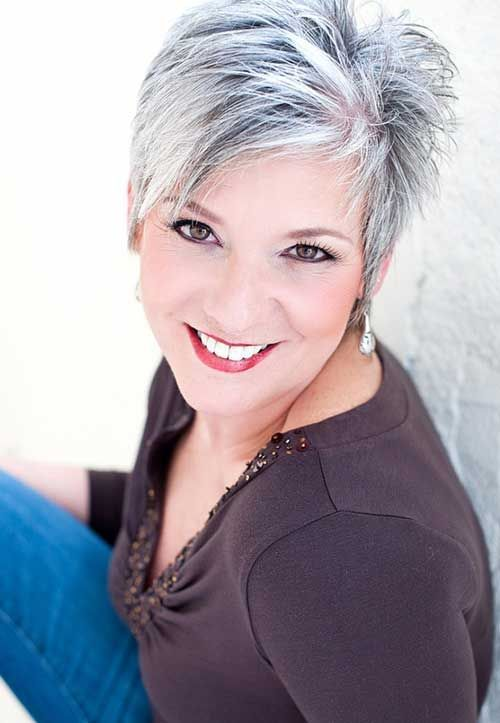 best grey hair styles 17 best ideas about 2015 hairstyles on 5346