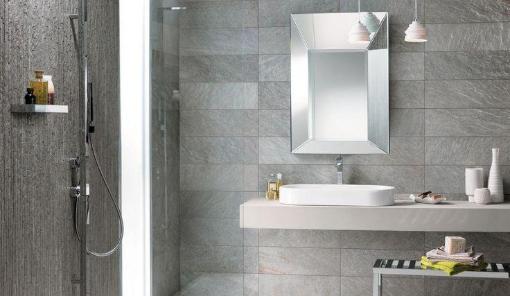 ... badkamer met antraciete tegels badkamer inspiratie tegels com 1