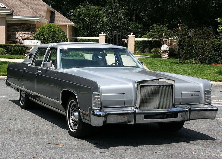 898 Best Lincoln Images On Pinterest Lincoln Continental