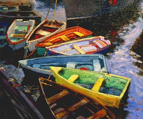 Barques à Pigeon