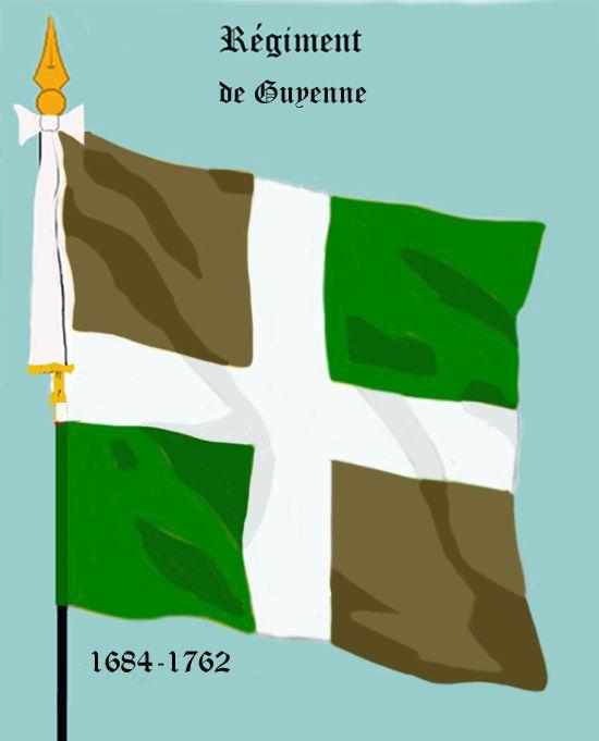 Rég de Guyenne 1684 - Régiment de Guyenne - Wikipedia