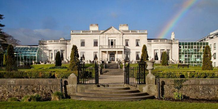 Here's where we're staying in Dublin:  Radisson Blu St Helene's Hotel