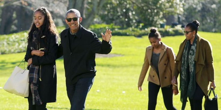 The Obamas Are Moving To California - http://viralfeels.com/the-obamas-are-moving-to-california/