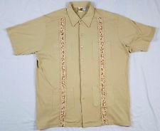 Image result for guayabera white shirt with red stripe