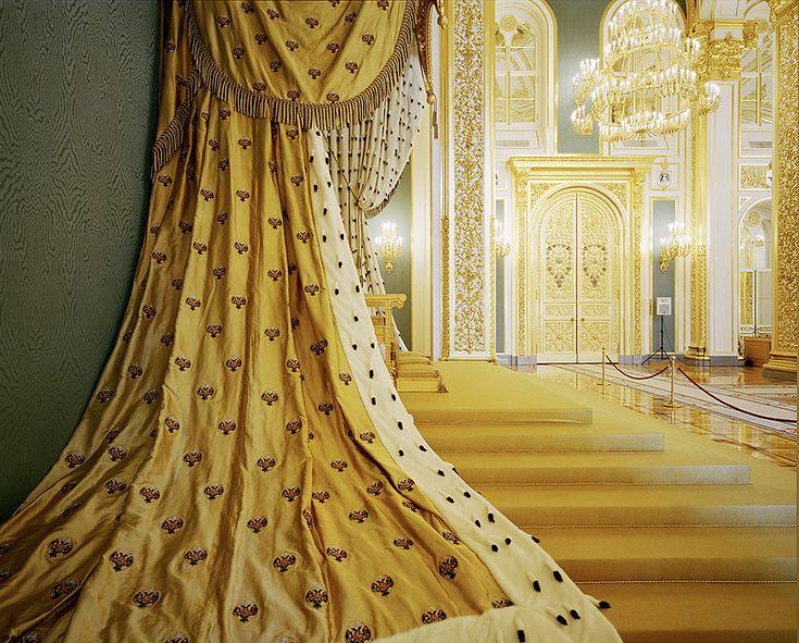 Armin Linke. Grand Kremlin Palace. 2011