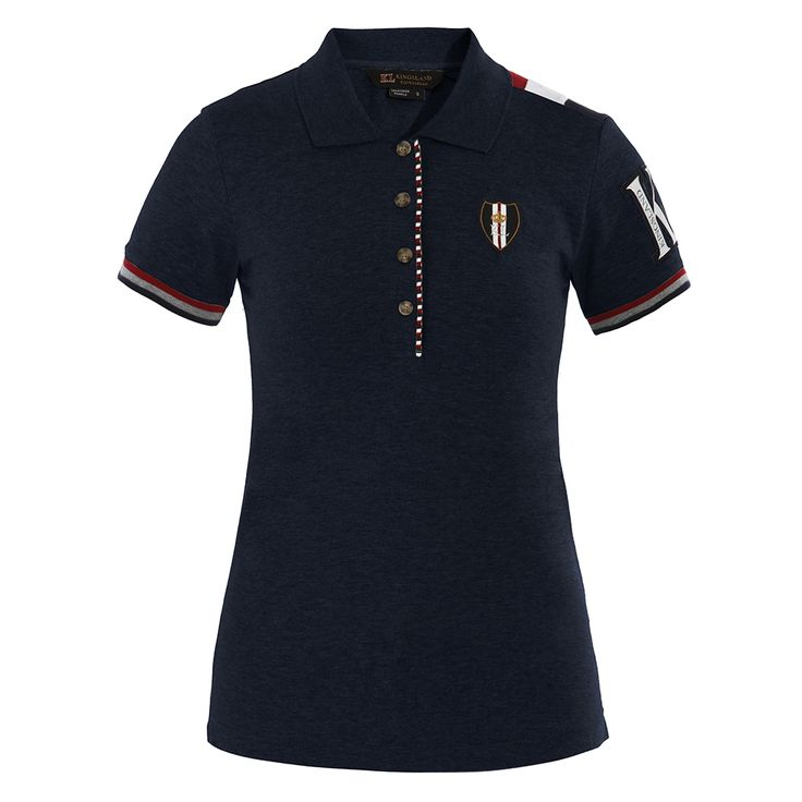 Garda Ladies Polo Shirt | Kingsland Equestrian