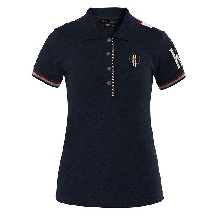 Garda Ladies Polo Shirt | Kingsland Equestrian